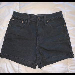 New madewell shorts
